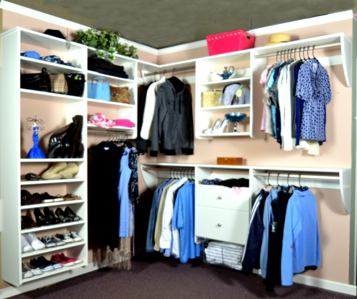 Original Closet Curves Design Shows Our Options Of Mid Length And Double  Hanging, Shelves, Drawers, And Baskets. Thereu0027s More To Come!
