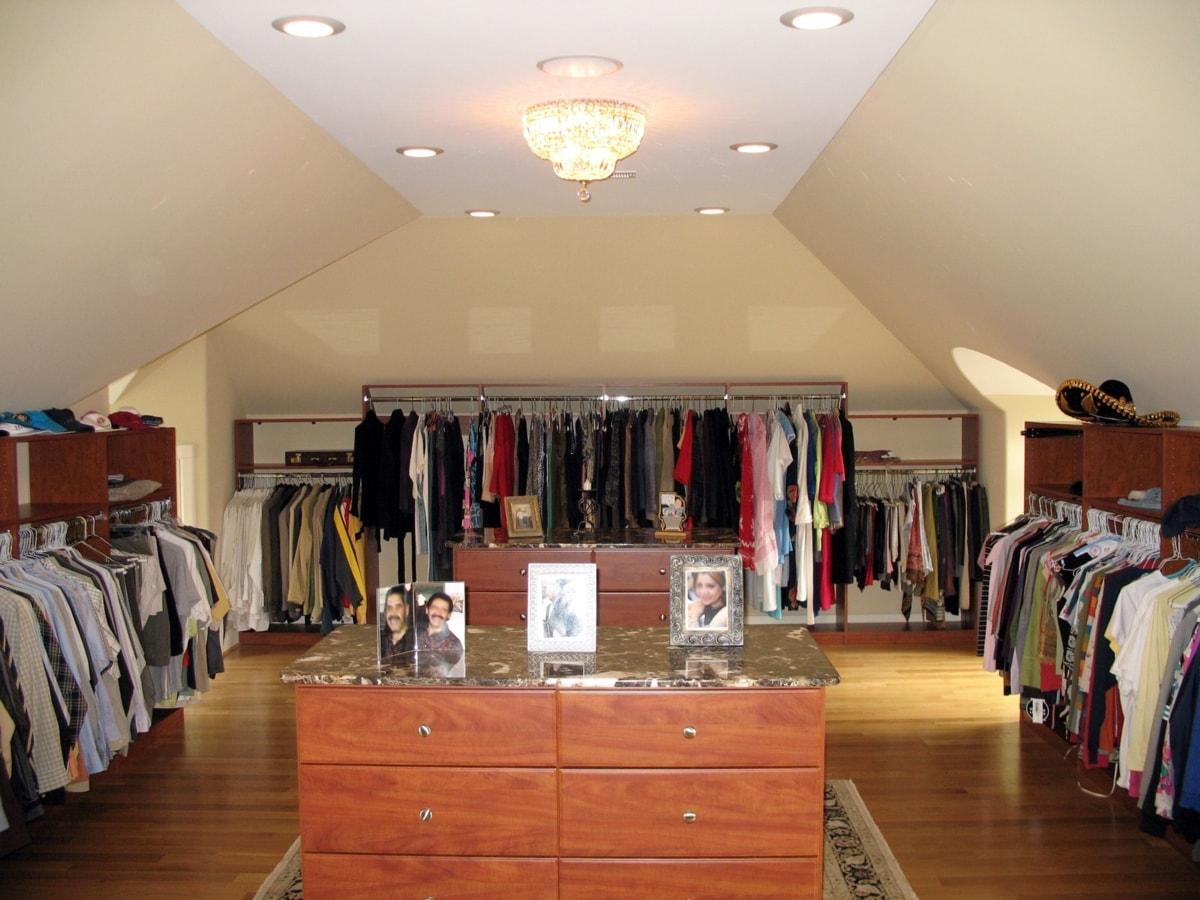 Custom Closets All Styles Closet Curves Ets Displays