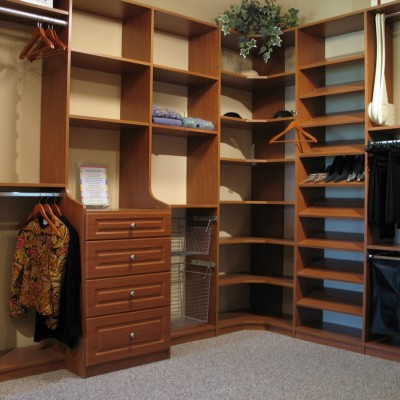 Premium Floor Mount Closets